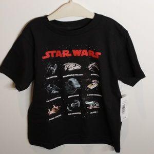 Star Wars - Baby T-Shirt (3T) Brand New